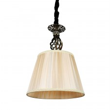 Подвесной светильник Omnilux OML-79116-01 Mezzano Бронза Е14 60 Вт