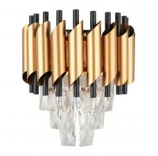 Бра Omnilux OML-81901-02 Fontevivo золото E14 40 Вт