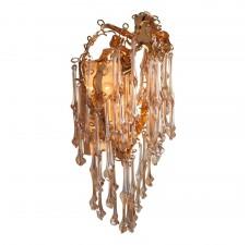 Бра Omnilux OML-85011-02 Cerreto золото E14 40 Вт