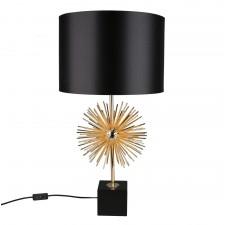 Настольная лампа Omnilux OML-85104-01 Pagliare золото E27 40 Вт