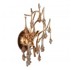 Светильник настенный Omnilux OML-85301-02 Asiago золото G9 40 Вт