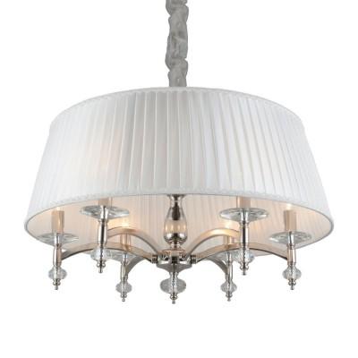 Подвесной светильник Omnilux OML-87306-06 LISSONE Хром Е14 40 Вт