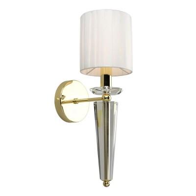 Бра Omnilux OML-88101-01 Calliano золото E14 40 Вт