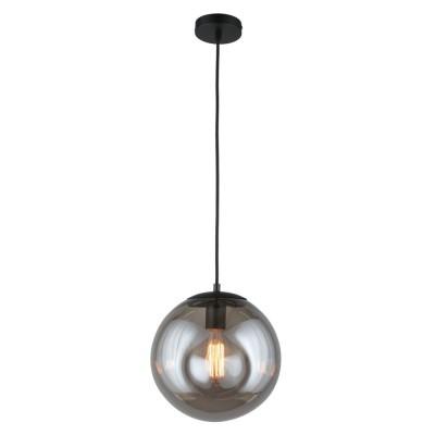 Подвесной светильник Omnilux OML-91726-01 Chivasso Черный E27 60 Вт