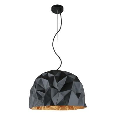 Подвесной светильник Omnilux OML-92806-01 Tramonti Черный E27 60 Вт