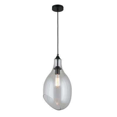 Подвесной светильник Omnilux OML-93006-01 Ravello Черный E27 60 Вт