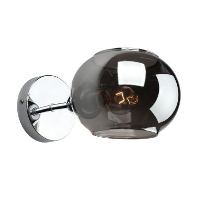 Бра Omnilux OML-93801-01 Marsala Хром Е14 40 Вт
