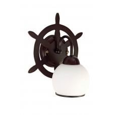 Светильник бра Оmnilux OML-50501-01 Красное дерево