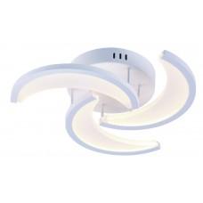 Потолочная светодиодная люстра с пультом Omnilux OML-45907-40 Grantham белый 40 Вт