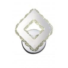 Светодиодное бра Omnilux OML-46811-10 Sennori хром 10 Вт 4200К