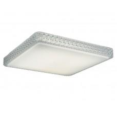 Потолочный светодиодный светильник с пультом Omnilux OML-47717-60 Biancareddu белый 60 Вт
