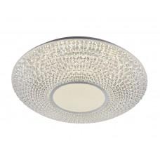 Потолочный светодиодный светильник с пультом Omnilux OML-47807-30 Lampianu белый 30 Вт