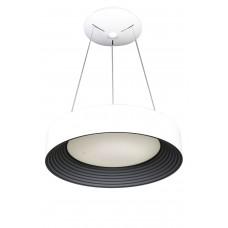 Светильник подвесной светодиодный с пультом Omnilux OML-48403-36 Ruinas белый 36 Вт