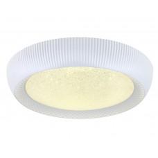 Потолочный светодиодный светильник с пультом Omnilux OML-49007-60 Usini белый 60 Вт