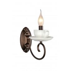 Бра Omnilux OML-74301-01 Lecce коричневый