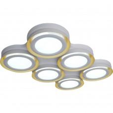 Потолочный светодиодный светильник MP 1015.270S 66W белый 3000-6000K