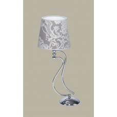 Настольная лампа Jupiter VENUS 1291 VS L хром