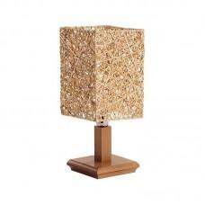 Настольная лампа Alfa 16618 Abaka Bez