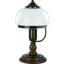 Настольная лампа Alfa PARMA 16948 венге, коричневый
