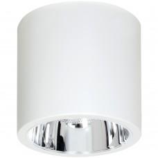Потолочный светильник Luminex DOWNLIGHT ROUND 7242 белый