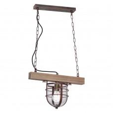 Светильник лофт Luminex ANDER 7622 медный, бежевый