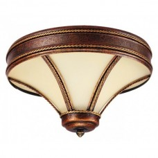 Потолочный светильник Kemar TANAJA Brown T/D/P коричневый с патиной