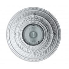 Гипсовый светильник Декоратор DK-025 WH белый