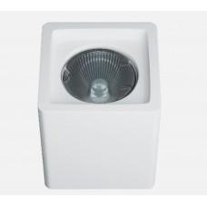 Гипсовый светильник Декоратор DK-026 WH белый
