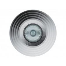 Гипсовый светильник Декоратор DK-028 WH белый