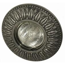 Гипсовый светильник Roden Light RD-001 S серебро