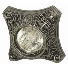 Светильник гипсовый Roden Light RD-009 SN сатин никель