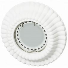 Гипсовый светильник Roden Light RD-013 WH белый