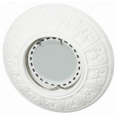 Гипсовый светильник Roden Light RD-027 WH белый