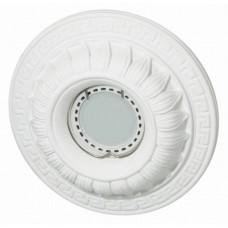 Гипсовый светильник Roden Light RD-104 WH белый
