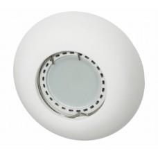 Светильник гипсовый Светкомплект AZT 18 WH (RD-118) ф98 мм белый
