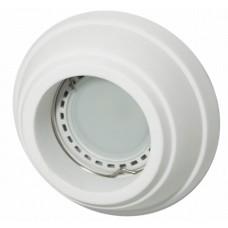 Гипсовый светильник Roden Light RD-120 WH белый
