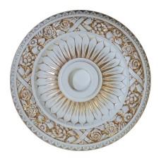 06-610 AWT розетка потолочная белый антик
