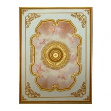 Панно 1824M-023 G прямоугольное золото