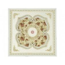Панно 1010-001 AWT квадратное белый антик