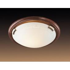 Потолочный светильник Сонекс Greca Wood 360