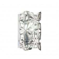 SL1104.101.01 Светильник настенный ST-Luce хром/прозрачный E14 1*60W