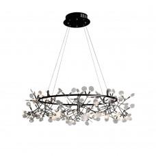 SL379.403.324 Светильник подвесной ST-Luce Черный/Белый LED 324*0,5W 3500K  (из 2-х коробок)