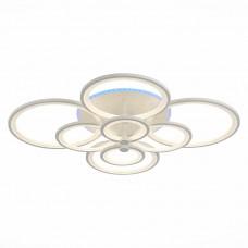 SLE200352-08RGB Светильник потолочный Белый/Белый LED 1*256W RGB 15W 3000-6000K