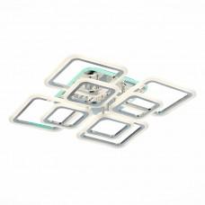 SLE200412-08RGB Светильник потолочный Хром/Белый LED 1*176W RGB 10W 3000-6000K