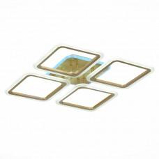 SLE200422-04RGB Светильник потолочный Золото/Белый LED 1*112W RGB 8W 3000-6000K