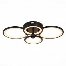 SLE200342-04 Светильник потолочный Черный/Белый LED 1*100W 3000-6000K