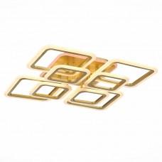 SLE200422-08RGB Светильник потолочный Золото/Белый LED 1*176W RGB 10W 3000-6000K