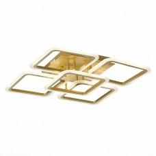 SLE200422-05 Светильник потолочный Золото/Белый LED 1*140W 3000-6000K