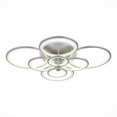 SLE200392-08RGB Светильник потолочный Серебристый/Белый LED 1*256W RGB 15W 3000-6000K