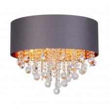 SL1350.702.06 Светильник потолочный ST-Luce Хром/Серый, Золотистый, Прозрачный E14 6*40W